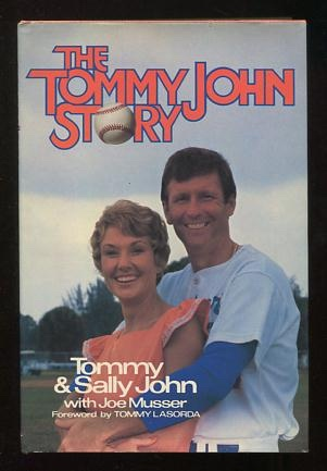 Image for The Tommy John Story [*SIGNED*]