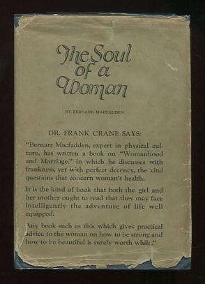 Image for Womanhood and Marriage [dust jacket title: The Soul of a Woman]