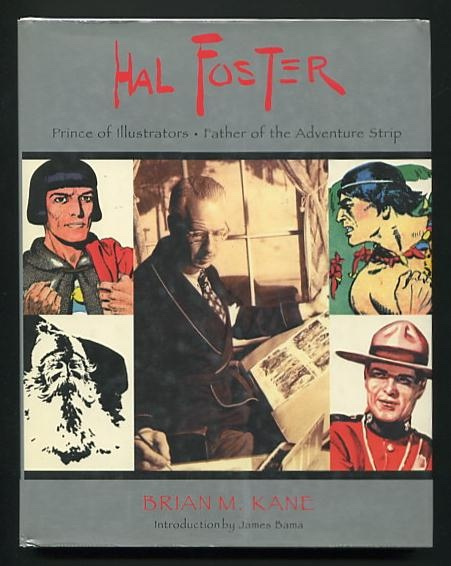 Image for Hal Foster: Prince of Illustrators -- Father of the Adventure Strip
