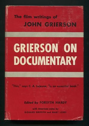 Image for Grierson on Documentary