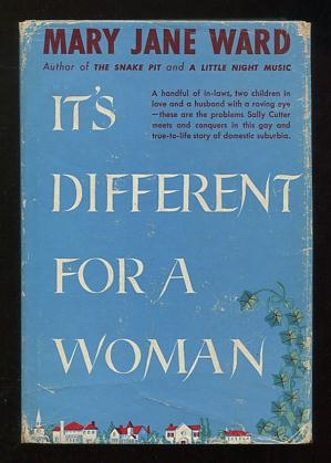 Image for It's Different for a Woman