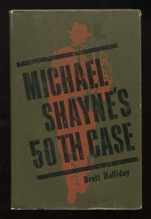 Image for Michael Shayne's 50th Case
