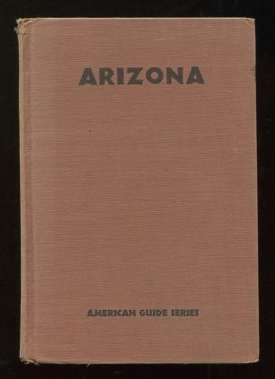 Image for Arizona: A State Guide