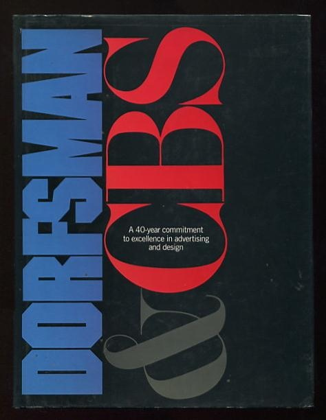 Image for Dorfsman & CBS [*SIGNED* by Lou Dorfsman]