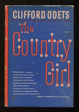 Image for The Country Girl; a play in three acts