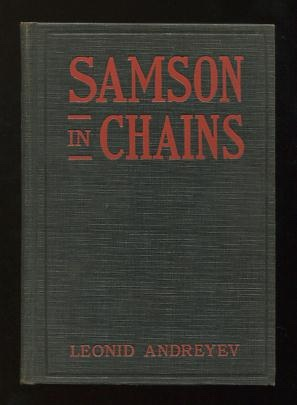 Image for Samson in Chains: Posthumous Tragedy