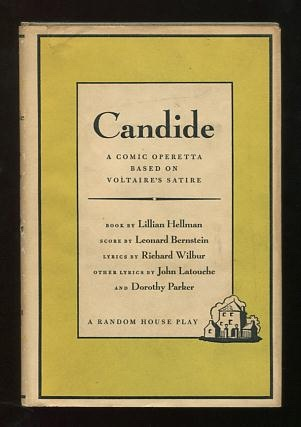 Image for Candide; a comic operetta based on Voltaire's satire