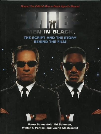 Image for Men in Black: The Script and the Story Behind the Film