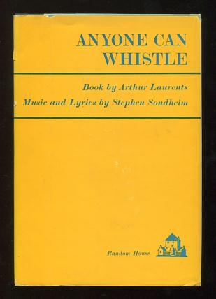 Image for Anyone Can Whistle: A Musical Fable