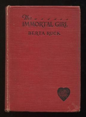 Image for The Immortal Girl