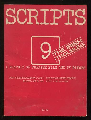 Image for Scripts 9 (September 1972): The Irish Troubles