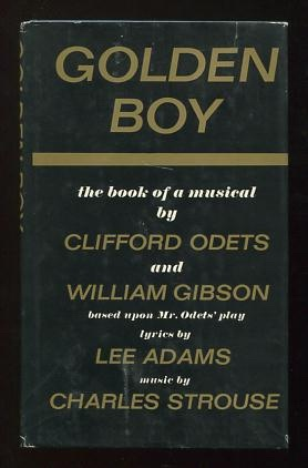 Image for Golden Boy; the book of a musical...