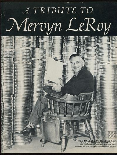 Image for A Tribute to Mervyn LeRoy