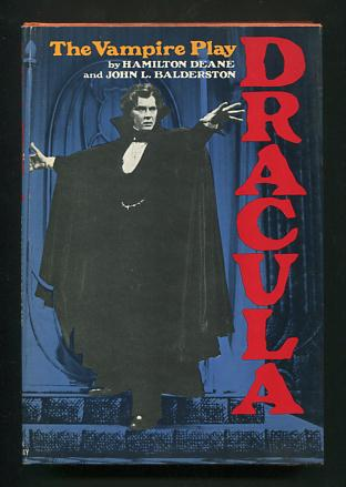 Image for Dracula: The Vampire Play