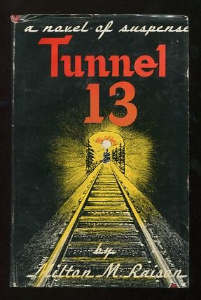 Image for Tunnel 13: A Novel of Suspense
