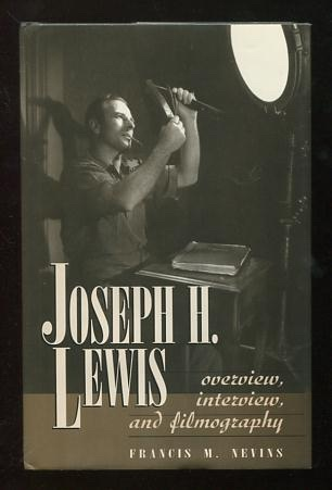 Image for Joseph H. Lewis: Overview, Interview, and Filmography [possibly *SIGNED* by Lewis]