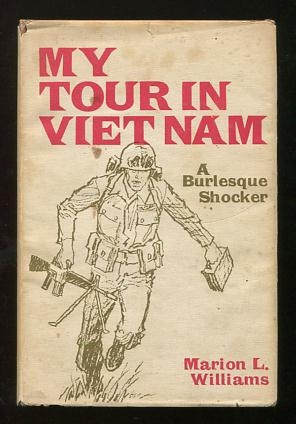 Image for My Tour in Viet Nam: A Burlesque Shocker
