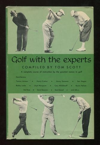 "Image for Golf with the Experts [*SIGNED* by ""The Hogans"" (see note)]"