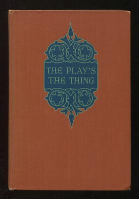 Image for The Play's the Thing