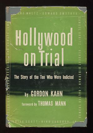 Image for Hollywood on Trial: The Story of the 10 Who Were Indicted