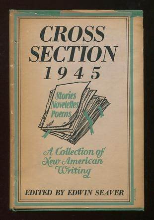 Image for Cross Section 1945: A Collection of New American Writing