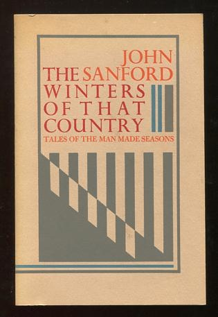 Image for The Winters of That Country: Tales of the Man Made Seasons