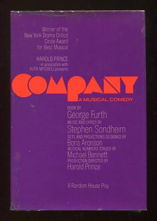 Image for Company: A Musical Comedy