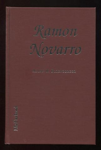 Image for Ramon Novarro: A Biography of the Silent Film Idol, 1899-1968; With a Filmography