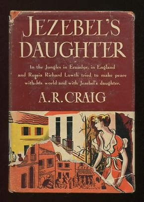 Image for Jezebel's Daughter [original U.K. title: Dark Encounter]