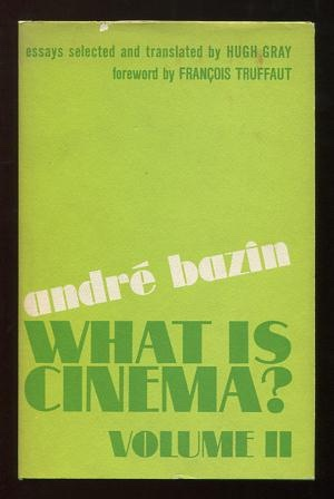 Image for What is Cinema? Volume II