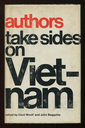 Image for Authors Take Sides on Vietnam: Two questions on the war in Vietnam answered by the authors of several nations