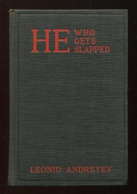 Image for He Who Gets Slapped; a play in four acts [*the screenwriter's copy*]