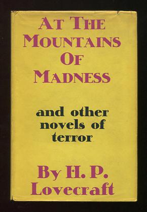 Image for At the Mountains of Madness, and Other Novels