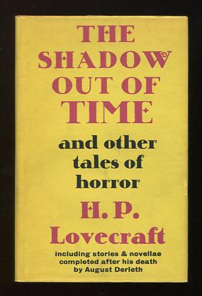 Image for The Shadow Out of Time, and Other Tales of Horror