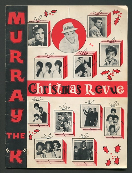 Image for Murray the K's Christmas Revue - Program [1962]