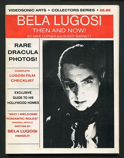Image for Bela Lugosi: Then and Now!