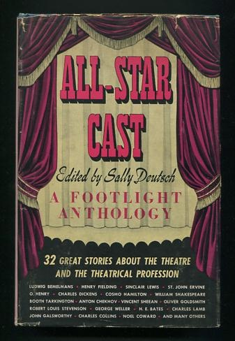 Image for All-Star Cast: A Footlight Anthology