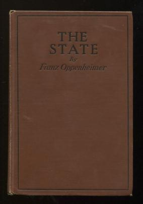 Image for The State: Its History and Development Viewed Sociologically