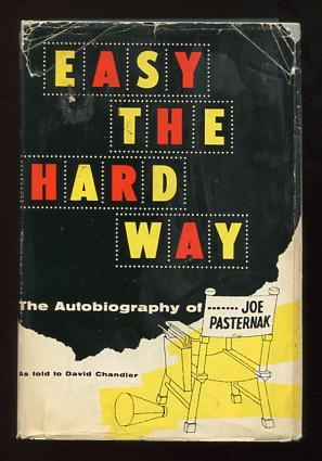 Image for Easy the Hard Way [*SIGNED*]