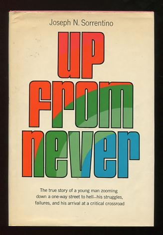 Image for Up from Never [*SIGNED*]