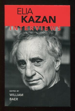 Image for Elia Kazan: Interviews