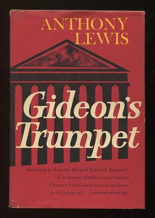Image for Gideon's Trumpet
