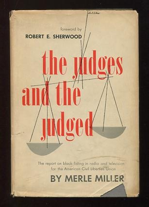 Image for The Judges and the Judged