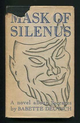 Image for Mask of Silenus; a novel about Socrates