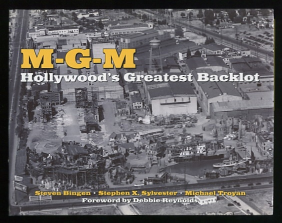 Image for M-G-M: Hollywood's Greatest Backlot