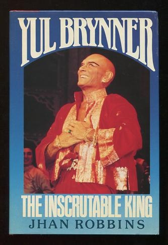 Image for Yul Brynner: The Inscrutible King