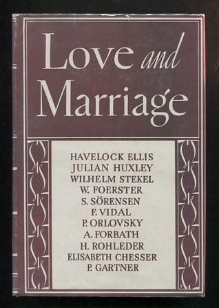 Image for Love and Marriage