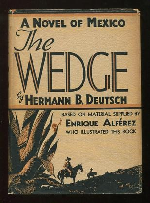 Image for The Wedge: A Novel of Mexico