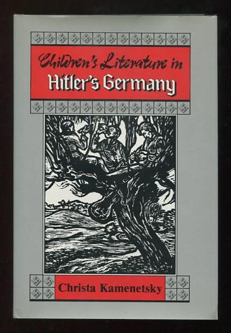 Image for Children's Literature in Hitler's Germany: The Cultural Policy of National Socialism
