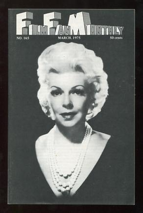 Image for Film Fan Monthly (March 1975) [cover: Lana Turner]